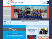 Dynamo School of Gymnastics, Hamble, Hampshire