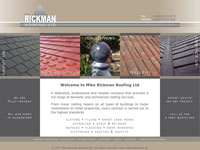 Mike Rickman Roofing Ltd, New Milton, Hampshire